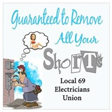 Electricians Poster