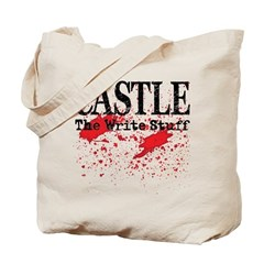 Bloody Write Tote Bag