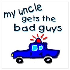 Gets the bad guys- uncle Poster