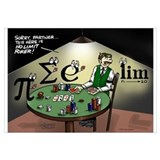 Math funny Framed Prints