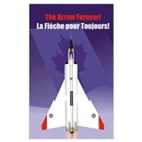 Avro arrow Framed Prints