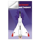 Avro arrow Wall Decals