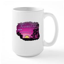 Forever The Beginning Mug