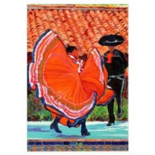 Mexican Dancers in Old Town