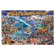 Waterworld | 24x36 Poster