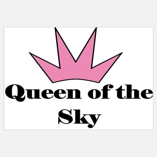 Queen of the Sky (pink)