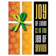 Joy of Giving Collection Poster