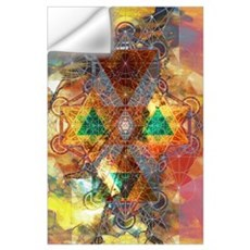 Metatron Colorscape Wall Decal