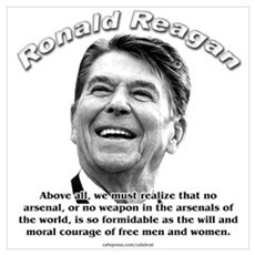 Ronald Reagan 01 Poster