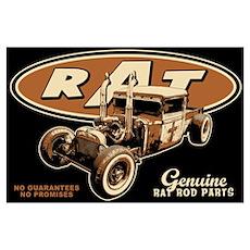 RAT - Semi Pipes Poster