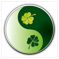 Ying Yang Irish! Poster