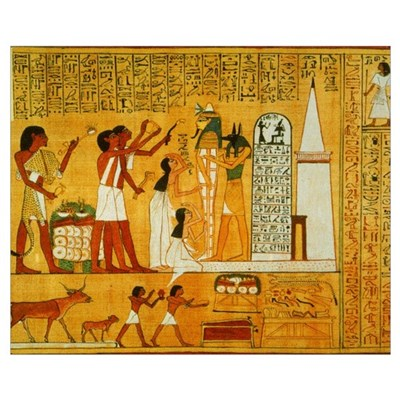 Egyptian Art Canvas Art