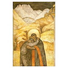 Diego Rivera Mexican Revolution Print Poster