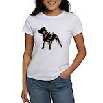 T&T Women's Cap Sleeve T-Shirt