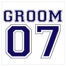 Groom '07 Poster