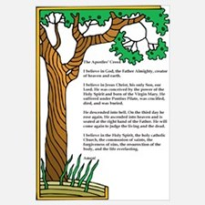 Apostles' Creed Tree of Life
