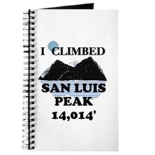 San Luis Peak Journal