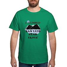 San Luis Peak T-Shirt