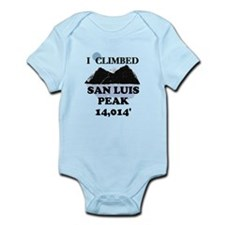San Luis Peak Infant Bodysuit
