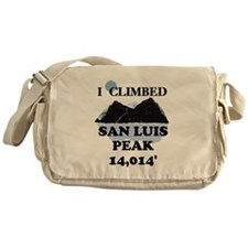San Luis Peak Messenger Bag