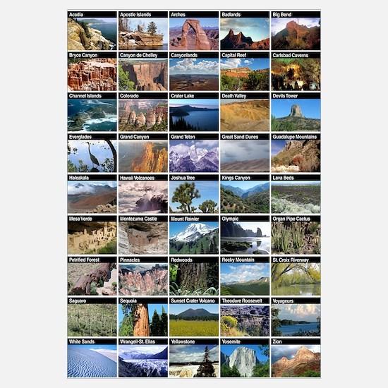 National Park & Monument