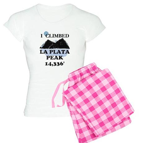 La Plata Peak Women's Light Pajamas