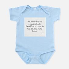 Aristotle quote 104 Infant Creeper