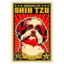 Beware of SHIH TZU!