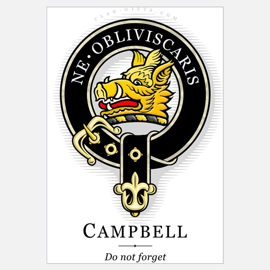 Clan Campbell Gifts Amp Merchandise Clan Campbell Gift
