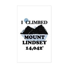 Lindsey Decal