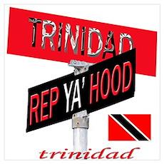 REP TRINIDAD Poster