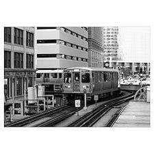 Chicago - EL Train