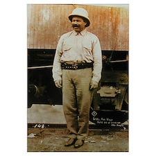 Pancho Villa Train Car Photo Print