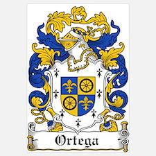 Ortega Family Crest