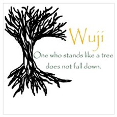Wuji Tree Poster