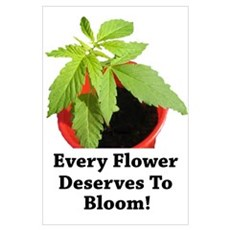 Every Flower Poster