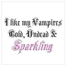 Cold Undead & Sparkling HotPi Poster