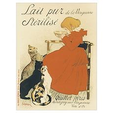 Pure Milk 1894 Poster