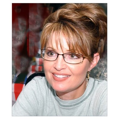 Sarah Palin Most Popular Photo Poster
