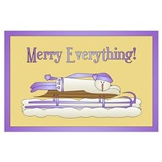 Merry Everything Poster