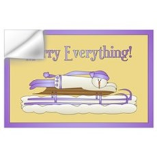 Merry Everything Wall Decal