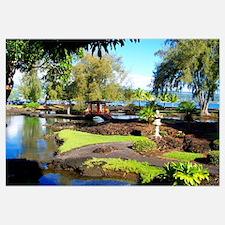 Hawaii Hilo Queen Liliuokalani Park