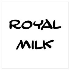 Royal Milk Poster