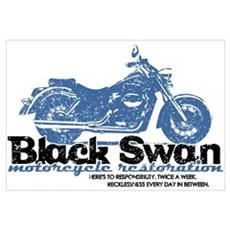 Black/Swan Poster