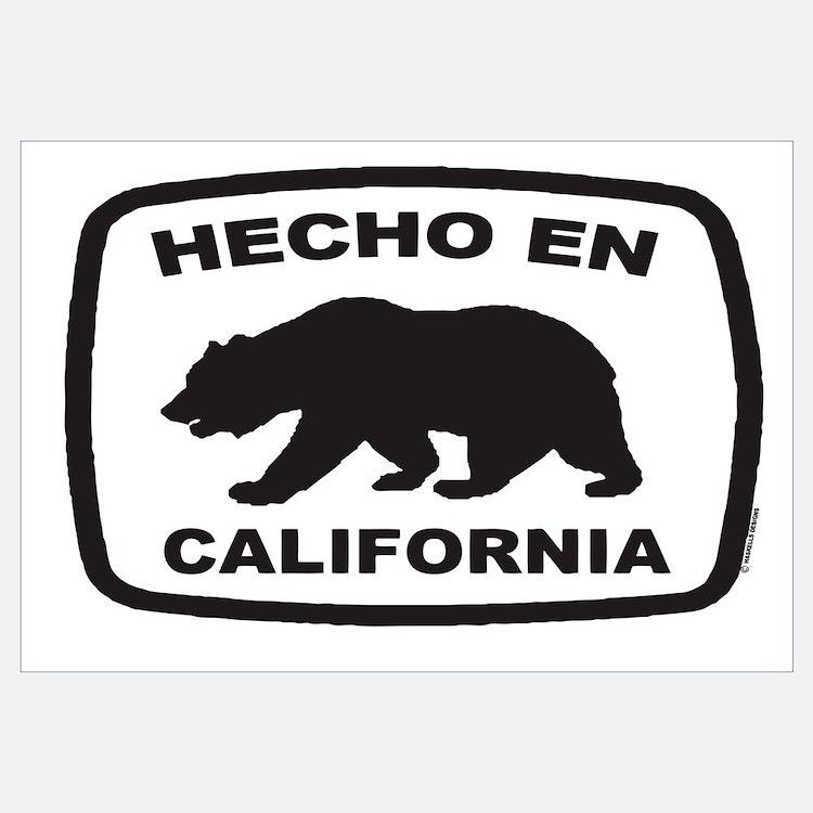 Cute Made in california Wall Art