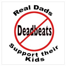 REAL DADS Poster