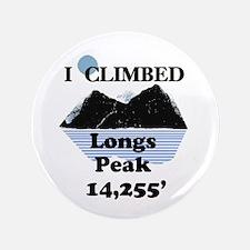 """Longs Peak 14,255' 3.5"""" Button"""