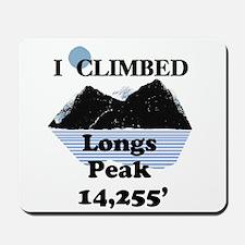 Longs Peak 14,255' Mousepad