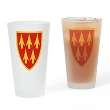 Funny Bumper Drinking Glass