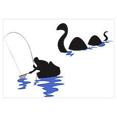 Ol' Nessie Poster